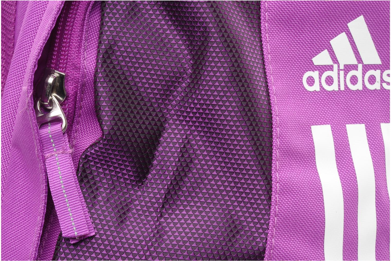 Sacs à dos Adidas Performance Bts power bp Violet vue gauche