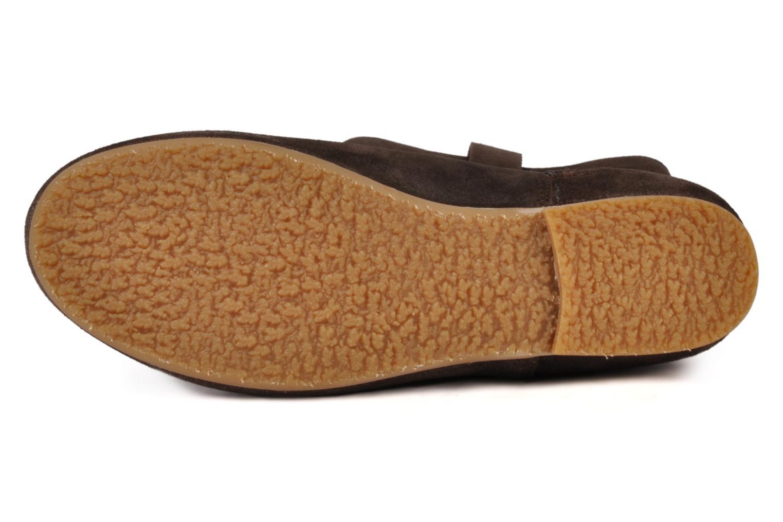 Stiefel Acebo's 5518 braun ansicht von oben