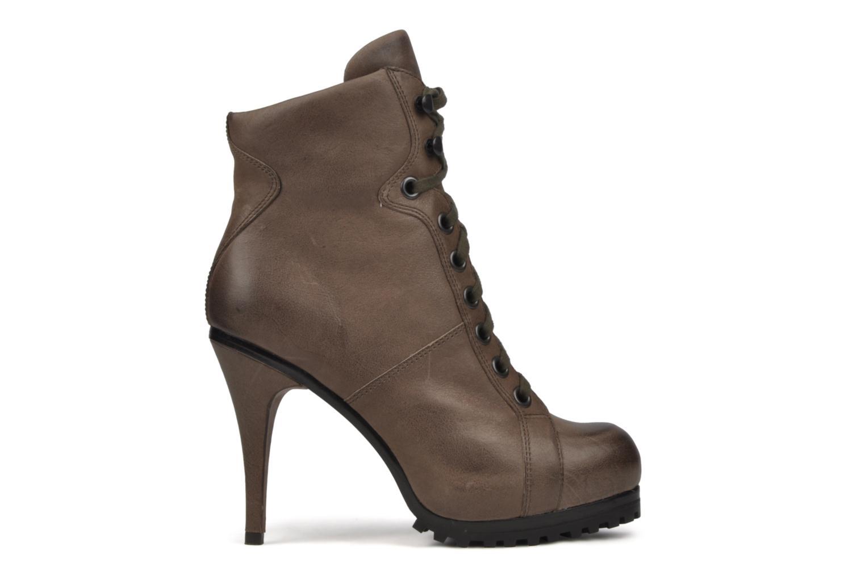 Bottines et boots Ash Patty Marron vue derrière