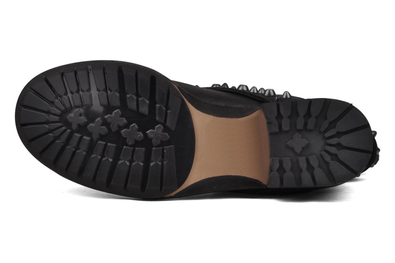Bottines et boots Ash Reverso bis Noir vue haut