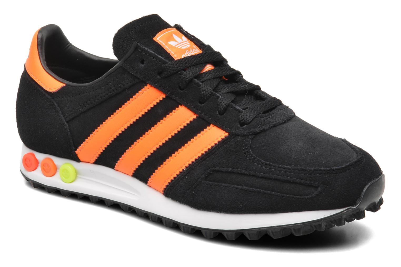 adidas originals la trainer zwart