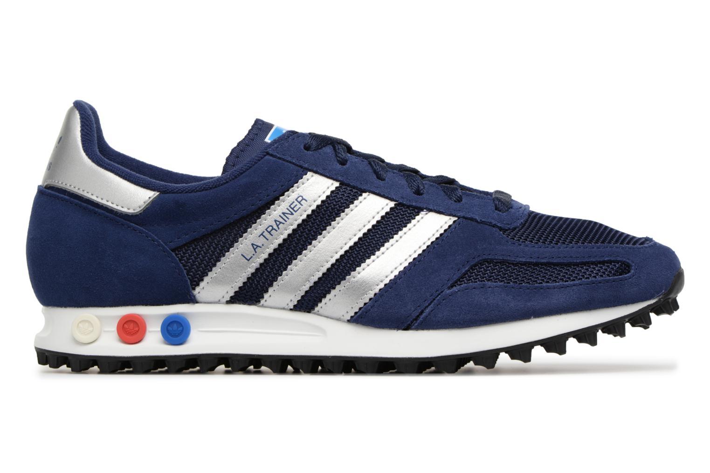 Sneakers Adidas Originals LA Trainer Azzurro immagine posteriore