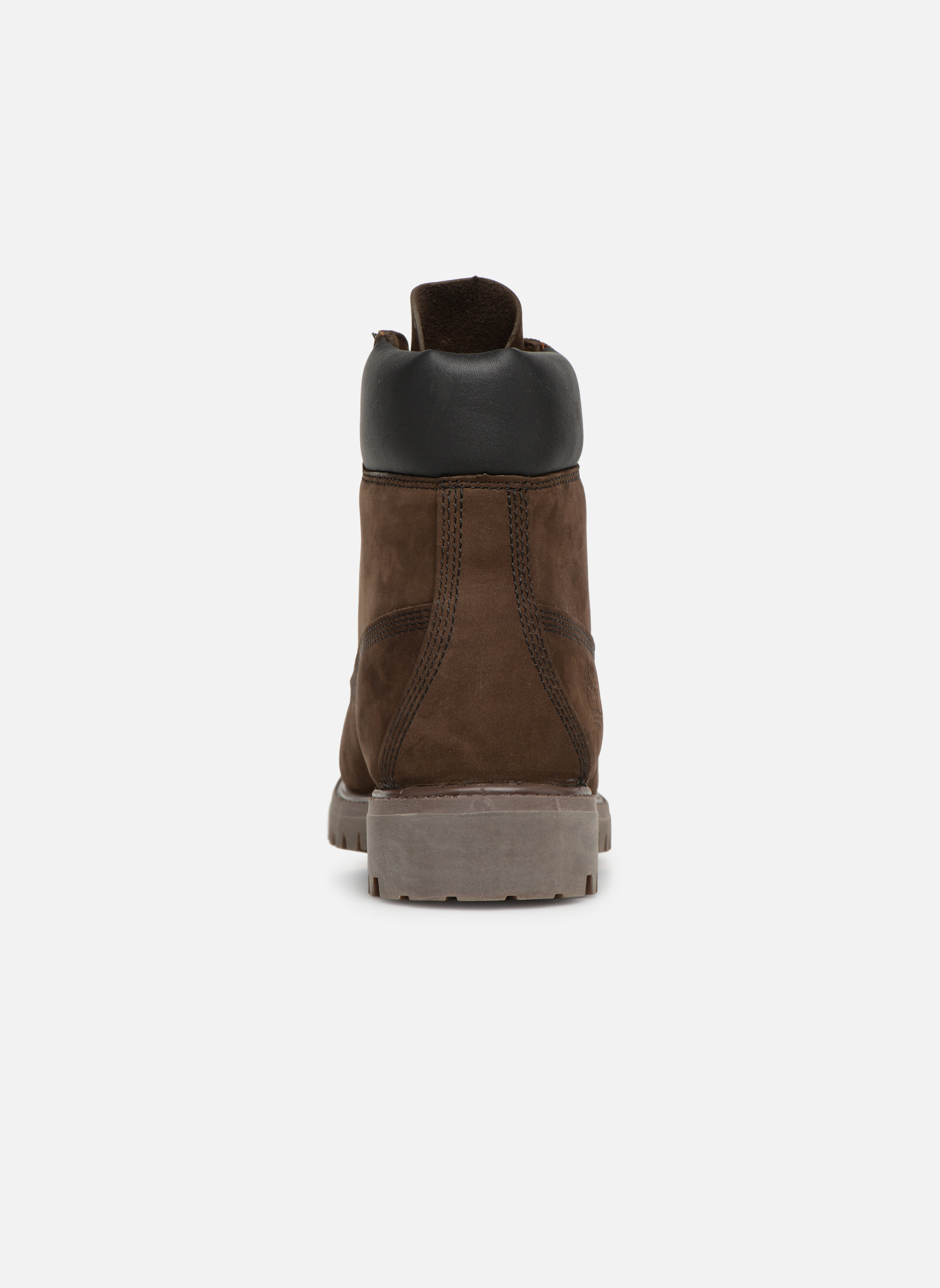 Bottines et boots Timberland 6in premium boot Marron vue droite