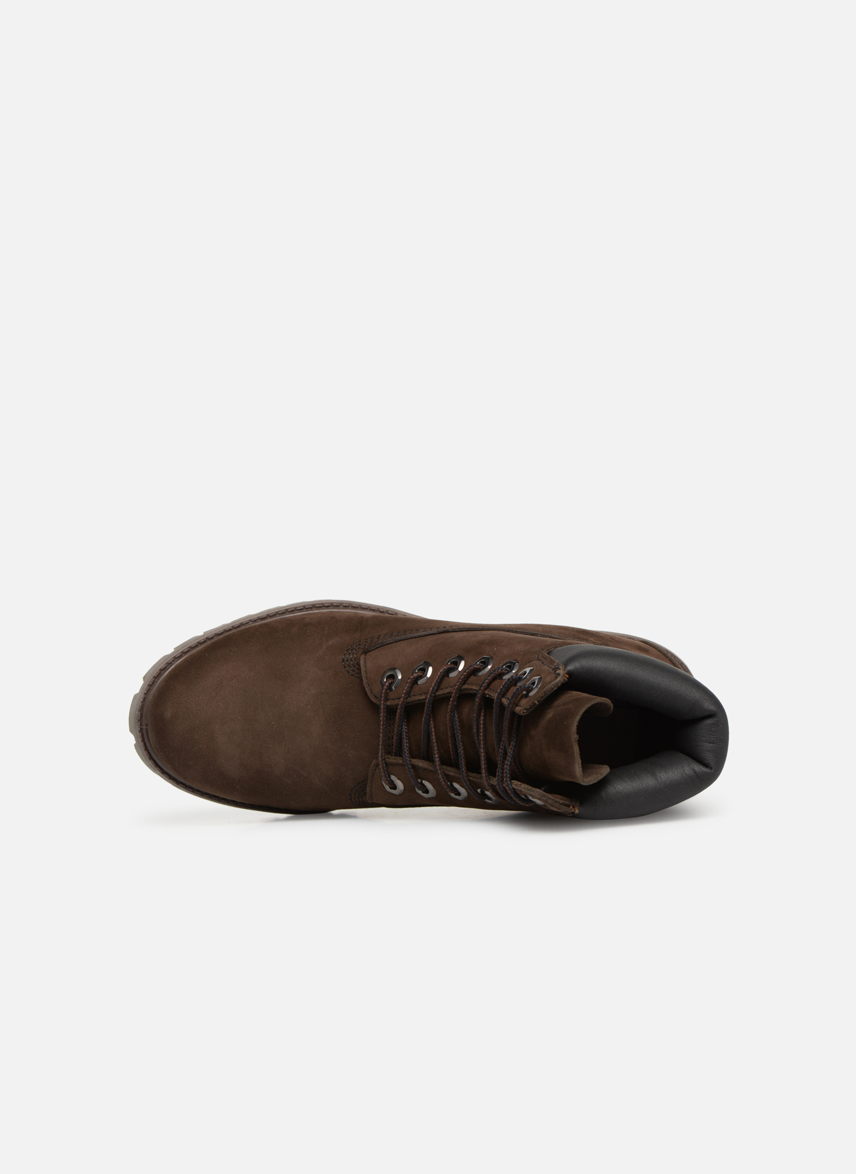 Stiefeletten & Boots Timberland 6 inch premium boot braun ansicht von links