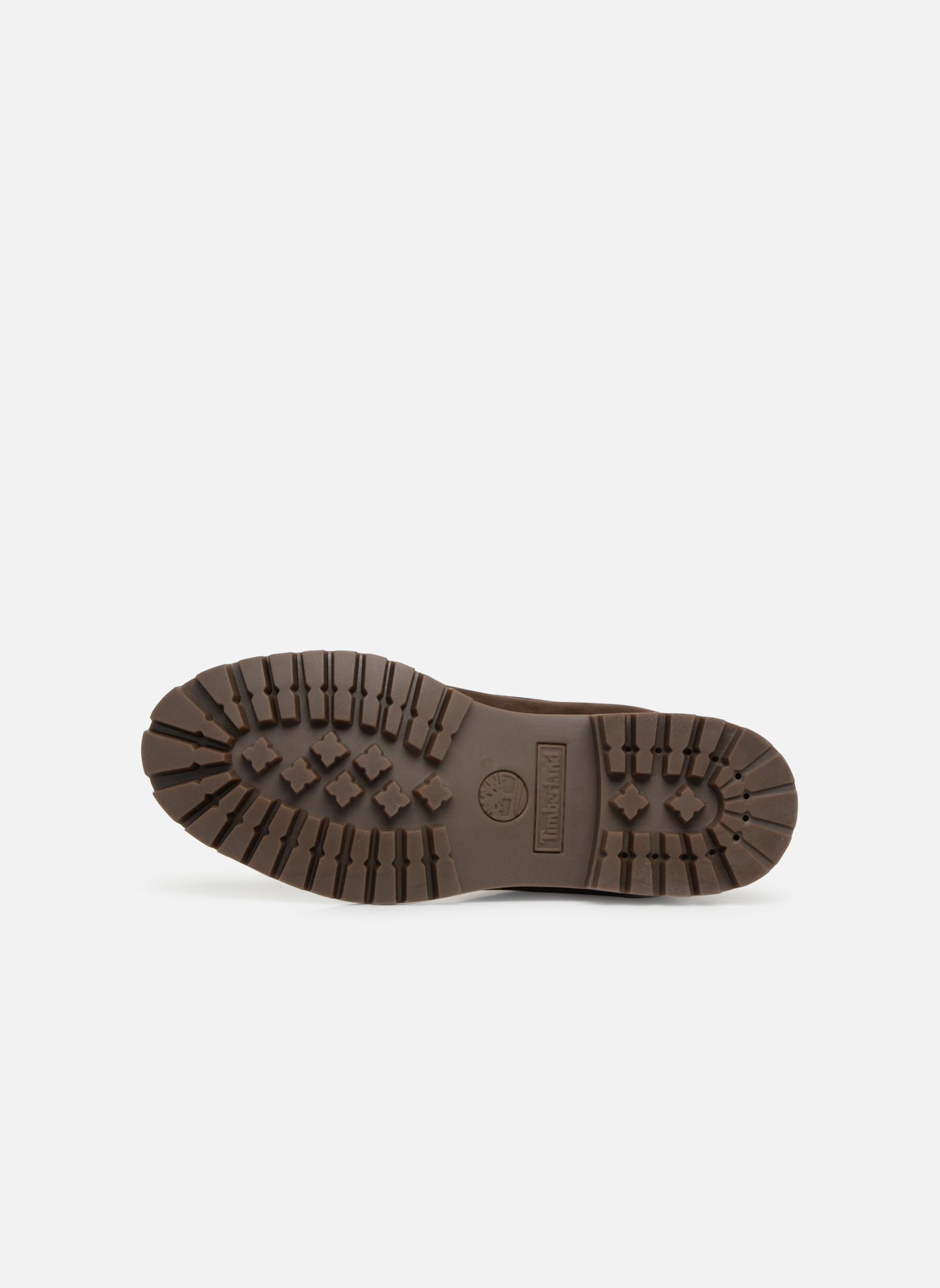 Stiefeletten & Boots Timberland 6 inch premium boot braun ansicht von oben