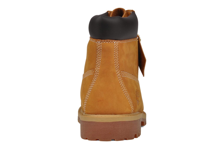 Bottines et boots Timberland 6in premium boot Beige vue droite
