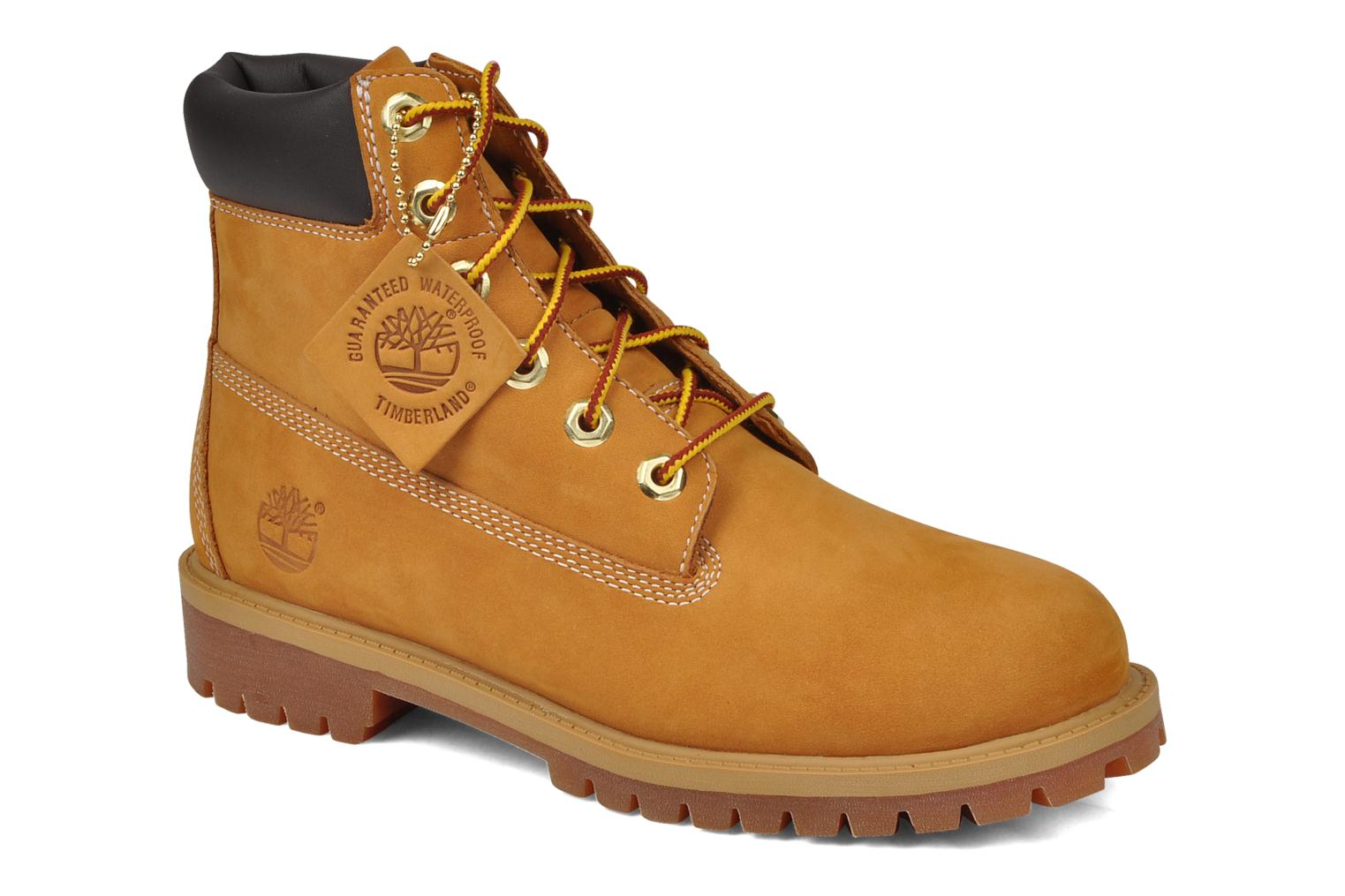 6 inch premium boot Wheat yellow