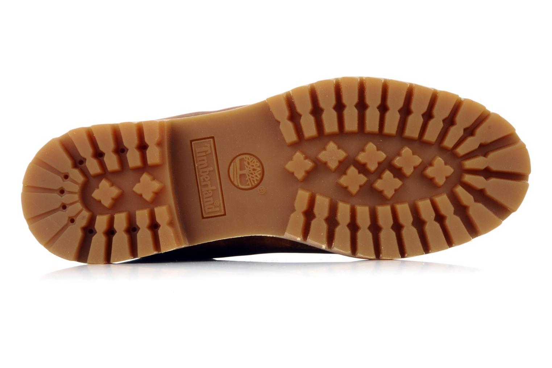 Bottines et boots Timberland 6in premium boot Marron vue haut