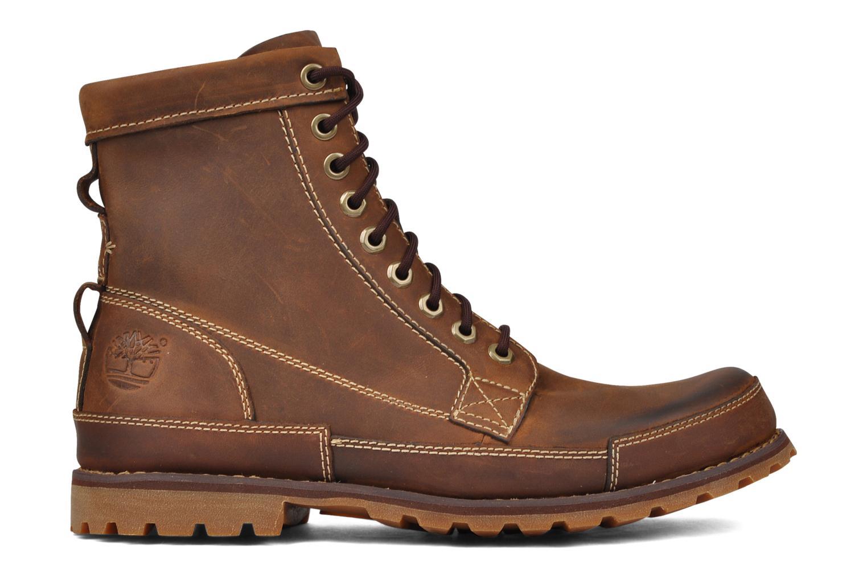 Boots en enkellaarsjes Timberland Earthkeepers Burn Bruin achterkant
