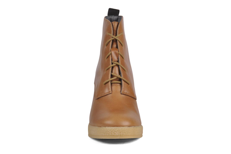 Bottines et boots Mellow Yellow Ibizenca Marron vue portées chaussures