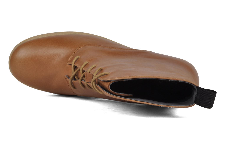Bottines et boots Mellow Yellow Ibizenca Marron vue gauche