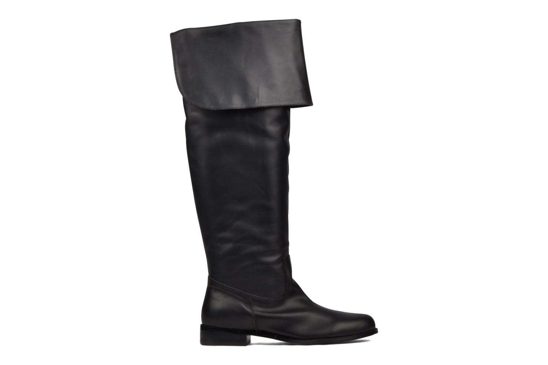 Boots & wellies Georgia Rose Mousqui Black back view