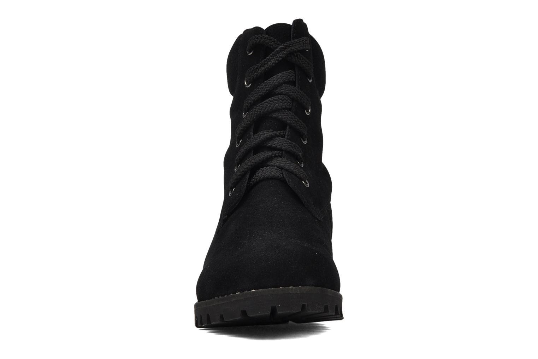 Bottines et boots Rose & Martin Mya Noir vue portées chaussures