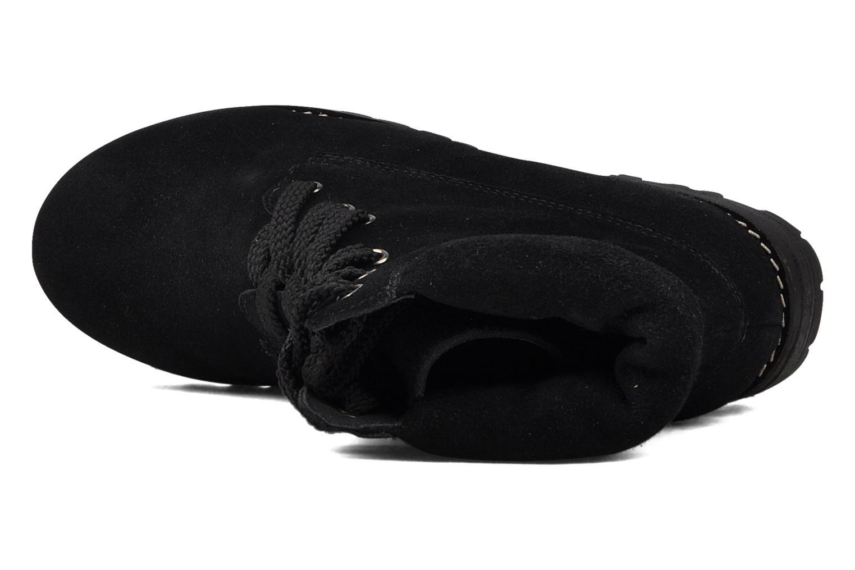 Bottines et boots Rose & Martin Mya Noir vue gauche