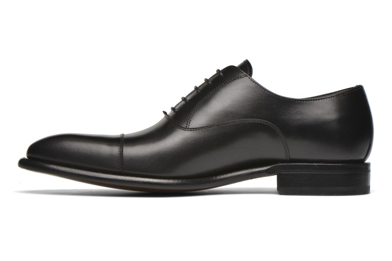 Chaussures à lacets Finsbury Consul Noir vue face
