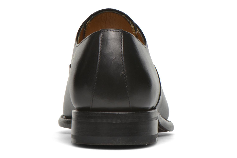 Chaussures à lacets Finsbury Consul Noir vue droite