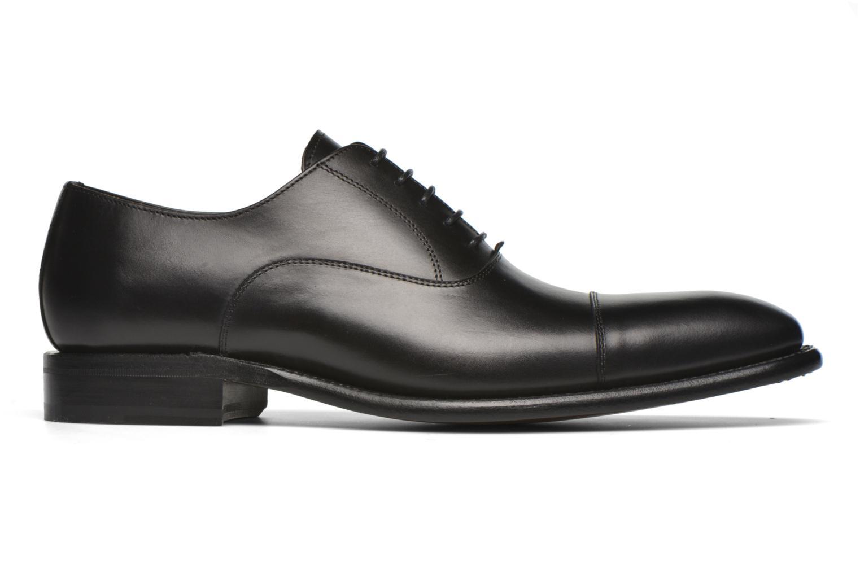 Chaussures à lacets Finsbury Consul Noir vue derrière
