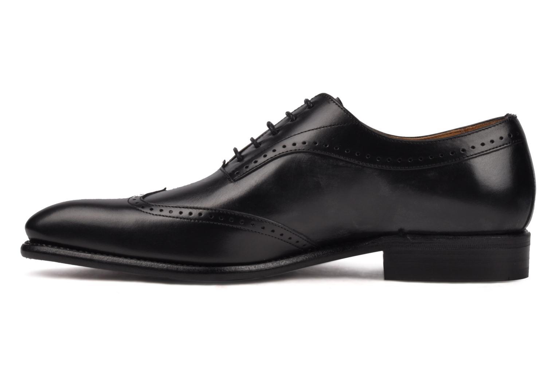 Chaussures à lacets Finsbury Belair Noir vue face