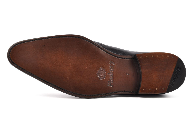 Chaussures à lacets Finsbury Belair Noir vue haut