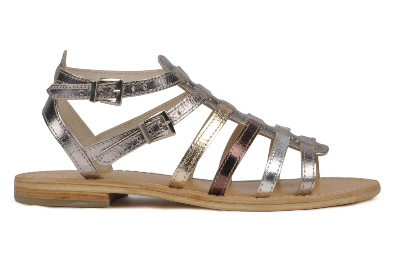 Sandali e scarpe aperte Les Tropéziennes par M Belarbi Hic Argento immagine posteriore