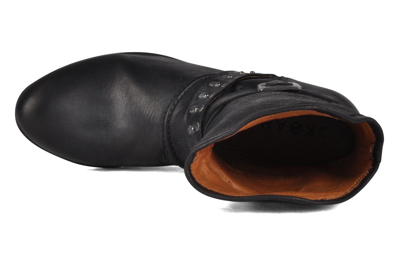 Bottines et boots Koah Kristy Noir vue gauche
