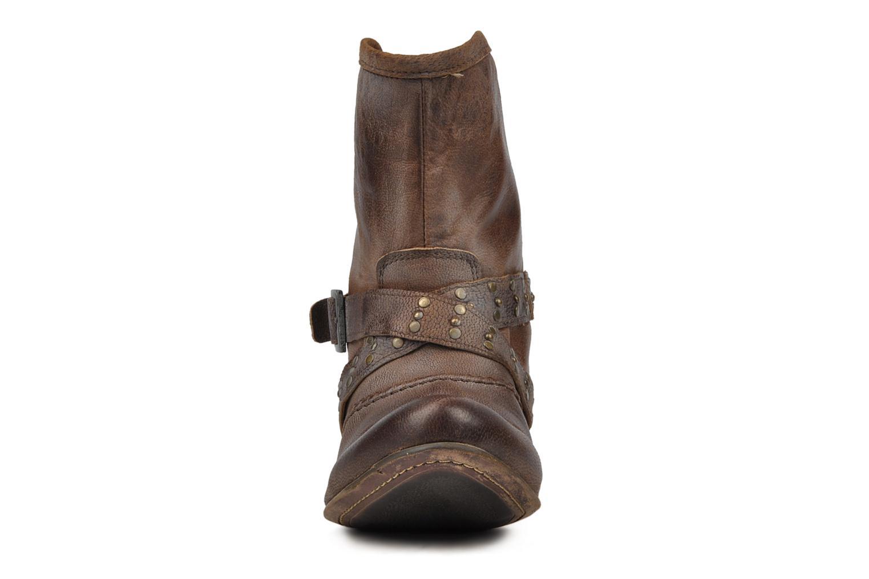 Boots en enkellaarsjes Koah Kristy Bruin model