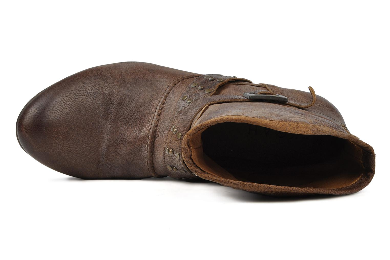Boots en enkellaarsjes Koah Kristy Bruin links