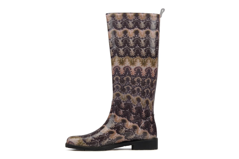 Støvler & gummistøvler Missoni Hepburn Brun se forfra