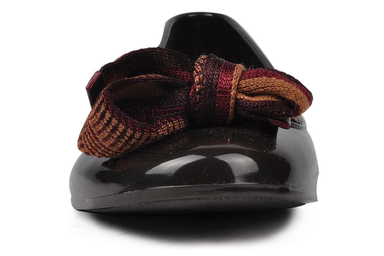 Ballerines Missoni Garner Marron vue portées chaussures
