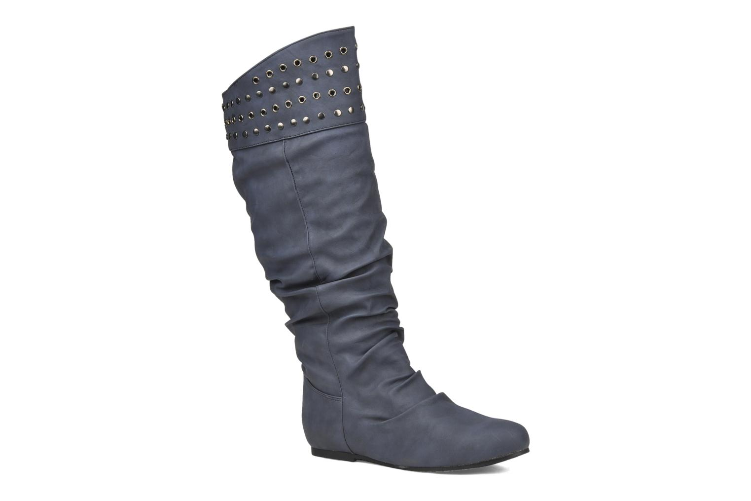 Boots & wellies Latinas Fuega Blue detailed view/ Pair view
