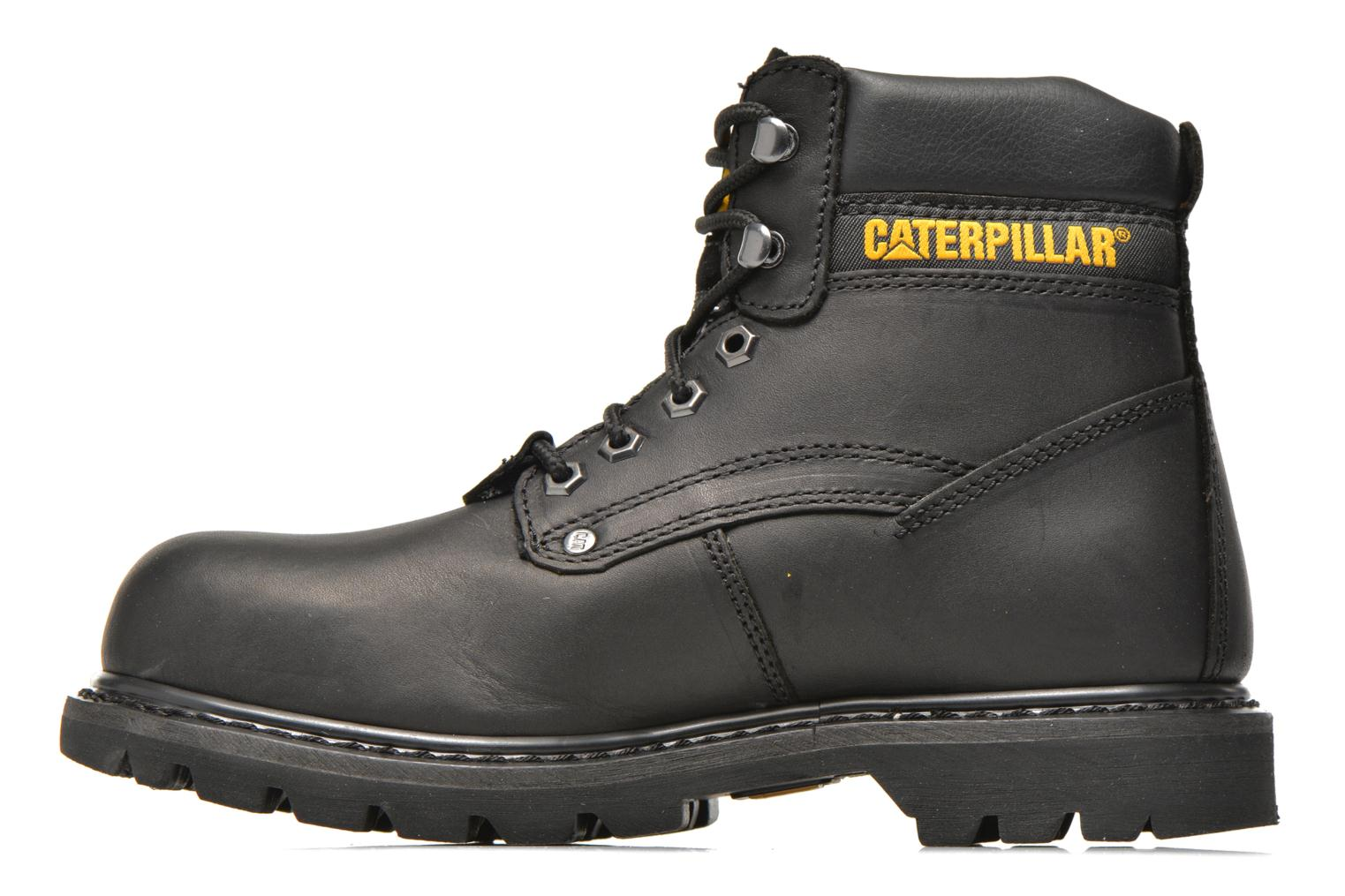 Ankle boots Caterpillar Sheffield ST Black front view