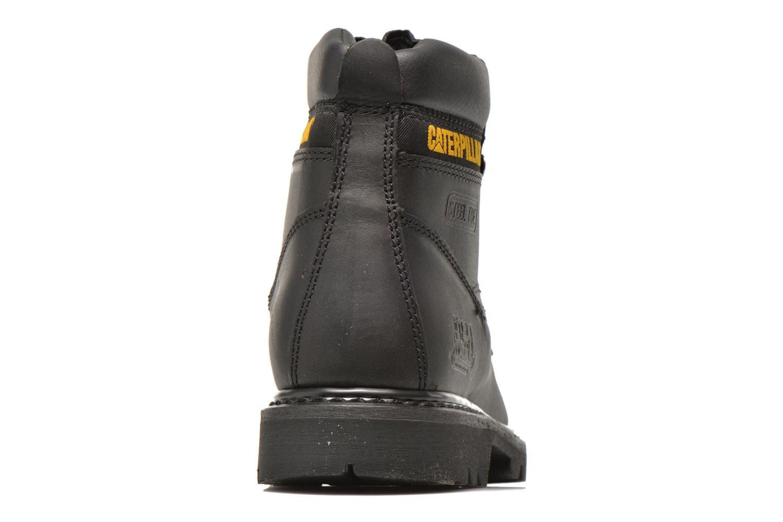 Stiefeletten & Boots Caterpillar Sheffield ST schwarz ansicht von rechts