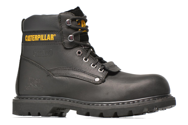 Stiefeletten & Boots Caterpillar Sheffield ST schwarz ansicht von hinten