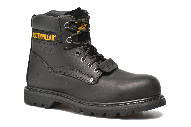Stiefeletten & Boots Caterpillar Sheffield ST schwarz detaillierte ansicht/modell