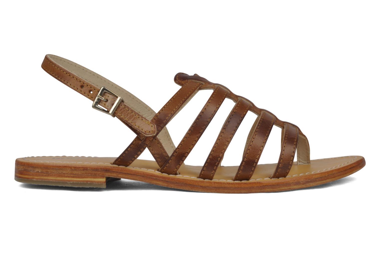 Sandals Les Tropéziennes par M Belarbi Heriber Brown back view