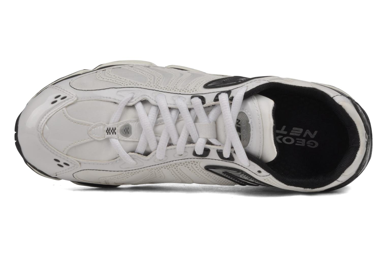 Chaussures de sport Geox D alpha b Blanc vue gauche
