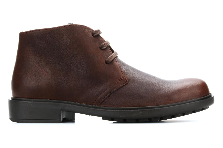 Chaussures à lacets Camper 1912 36426 Marron vue derrière