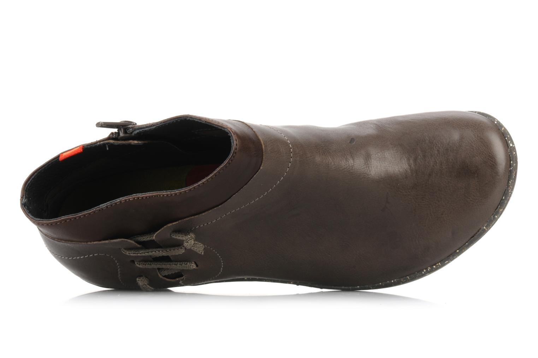 Stiefeletten & Boots Camper Peu nara 46279 braun ansicht von links