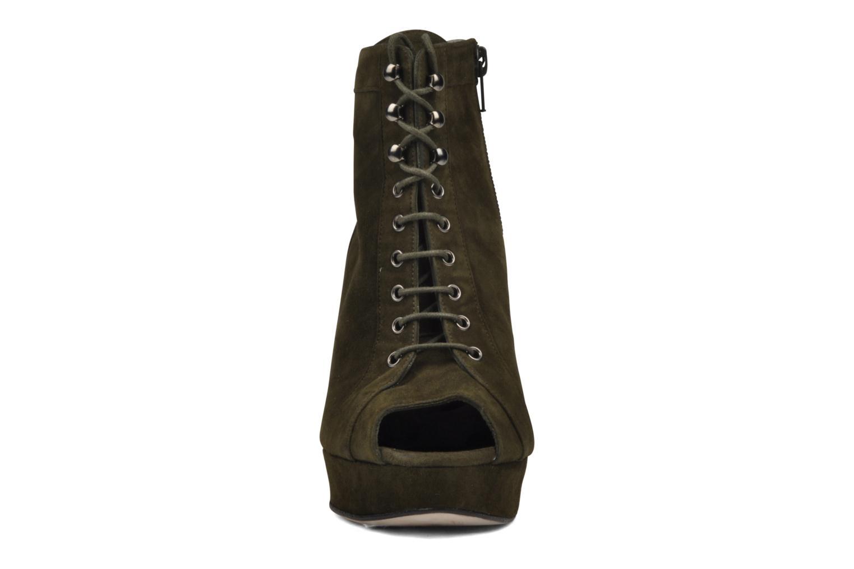 Bottines et boots JB MARTIN Nuage Vert vue portées chaussures