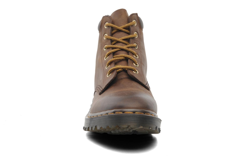 Bottines et boots Dr. Martens 939 m Marron vue portées chaussures