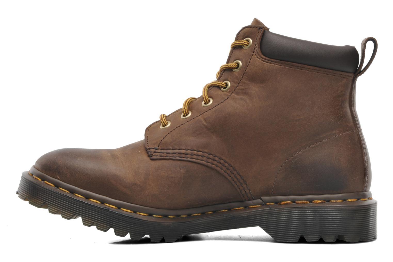 Bottines et boots Dr. Martens 939 m Marron vue face