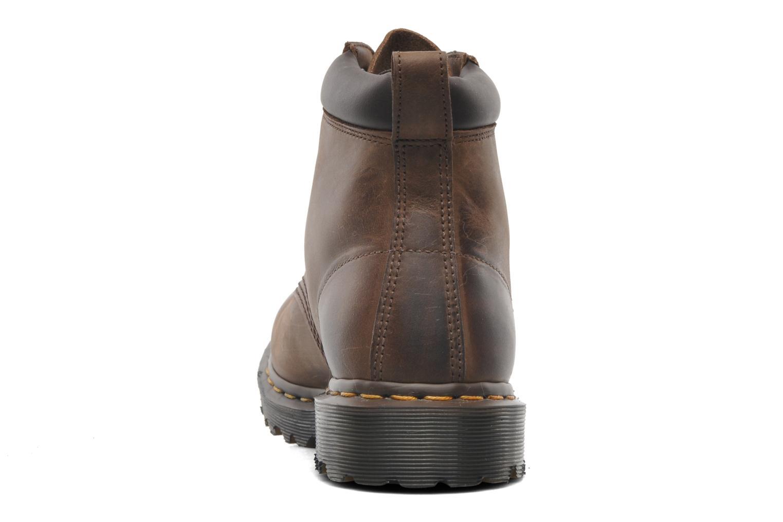 Stiefeletten & Boots Dr. Martens 939 m braun ansicht von rechts