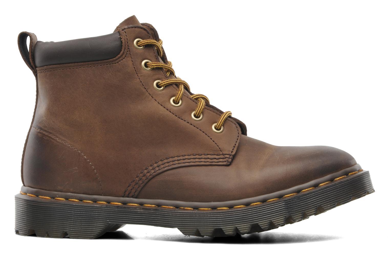 Boots en enkellaarsjes Dr. Martens 939 m Bruin achterkant