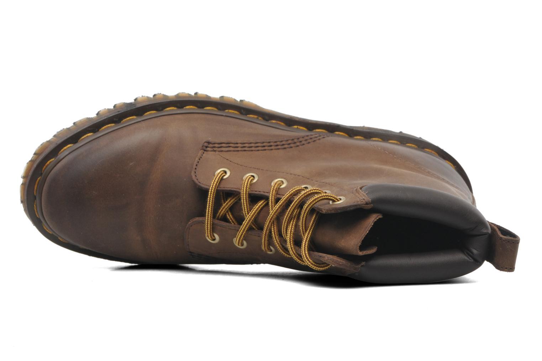 Stiefeletten & Boots Dr. Martens 939 m braun ansicht von links
