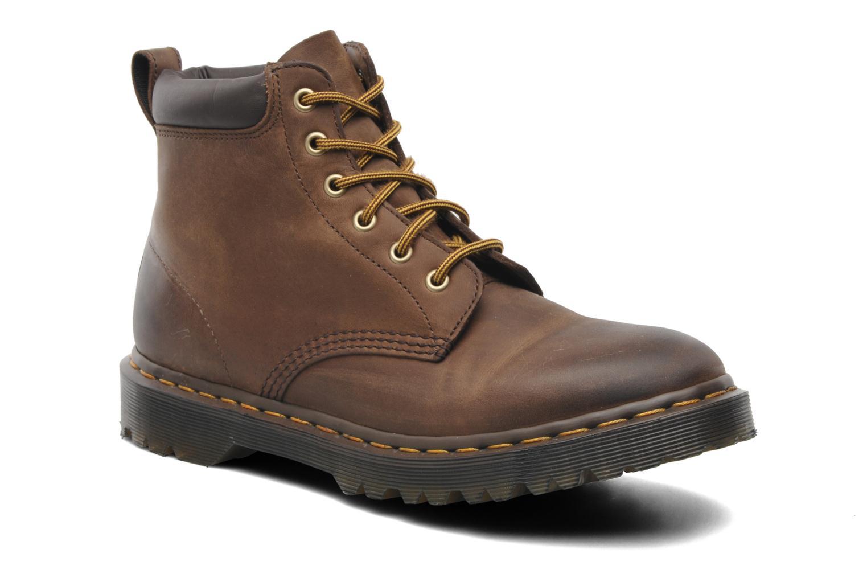 Bottines et boots Dr. Martens 939 m Marron vue détail/paire
