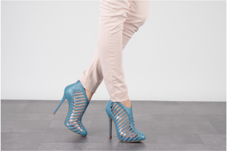 Stiefeletten & Boots Mary-Kyri Zoa blau ansicht von unten / tasche getragen