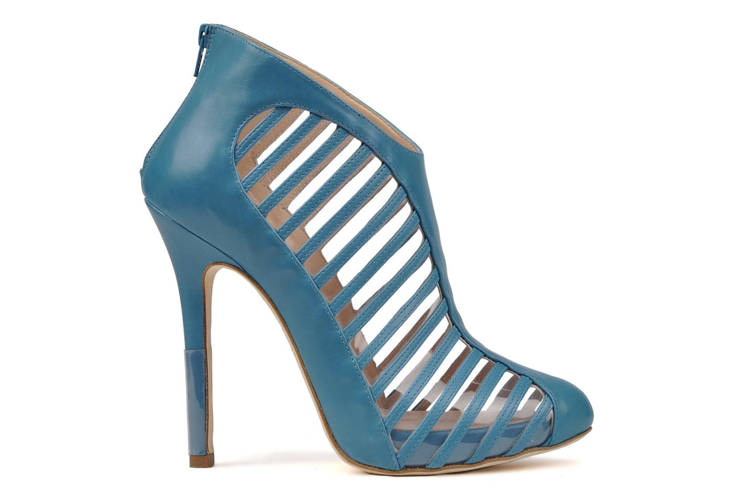 Ankle boots Mary-Kyri Zoa Blue back view
