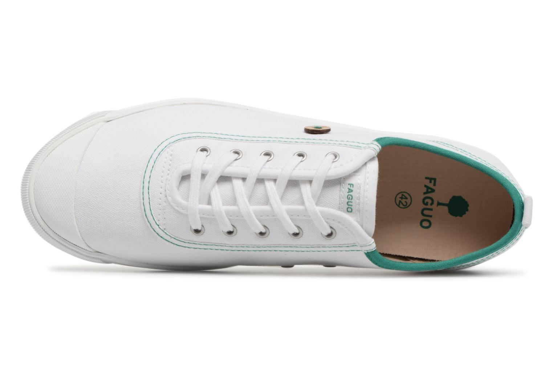 Sneakers Faguo Oak m Hvid se fra venstre