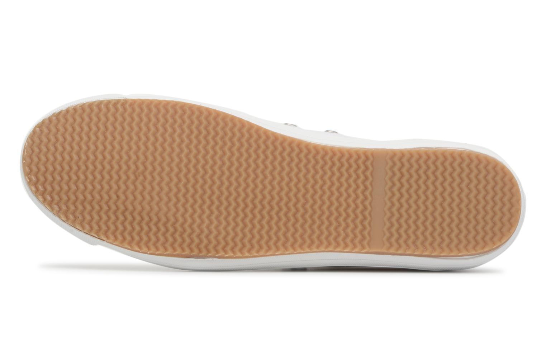 Sneaker Faguo Oak m weiß ansicht von oben