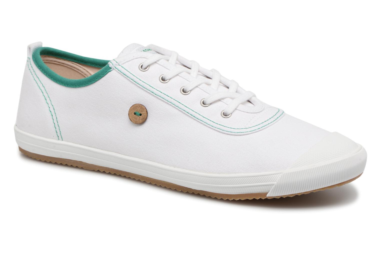 Sneakers Faguo Oak m Hvid detaljeret billede af skoene